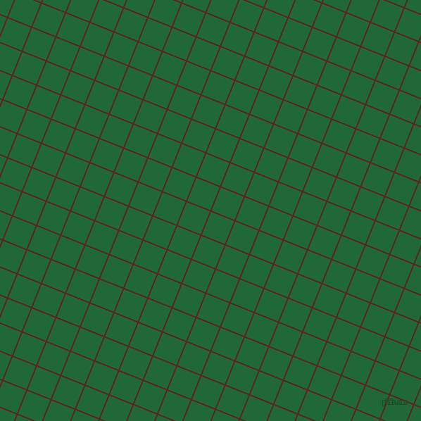 68/158 degree angle diagonal checkered chequered lines, 2 pixel line width, 35 pixel square size, Caput Mortuum and Camarone plaid checkered seamless tileable