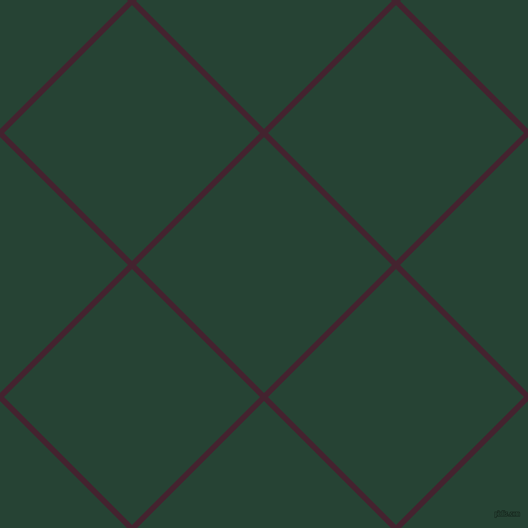 45/135 degree angle diagonal checkered chequered lines, 8 pixel line width, 254 pixel square size, Castro and Everglade plaid checkered seamless tileable