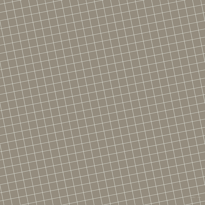 11/101 degree angle diagonal checkered chequered lines, 1 pixel lines width, 25 pixel square size, Catskill White and Heathered Grey plaid checkered seamless tileable