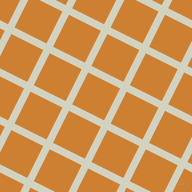 63/153 degree angle diagonal checkered chequered lines, 25 pixel lines width, 122 pixel square size, Celeste and Bronze plaid checkered seamless tileable