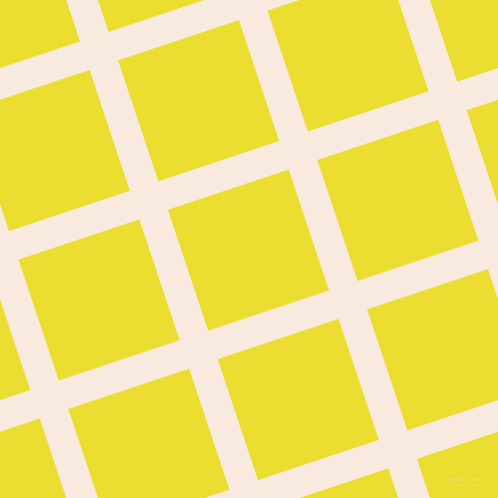 18/108 degree angle diagonal checkered chequered lines, 33 pixel line width, 140 pixel square size, Chardon and Golden Fizz plaid checkered seamless tileable