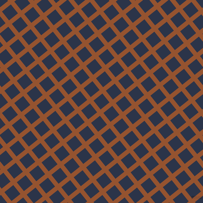39/129 degree angle diagonal checkered chequered lines, 15 pixel line width, 38 pixel square size, Chelsea Gem and Bunting plaid checkered seamless tileable
