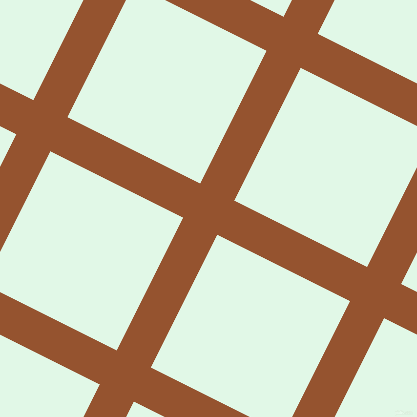 63/153 degree angle diagonal checkered chequered lines, 78 pixel lines width, 304 pixel square size, Chelsea Gem and Cosmic Latte plaid checkered seamless tileable