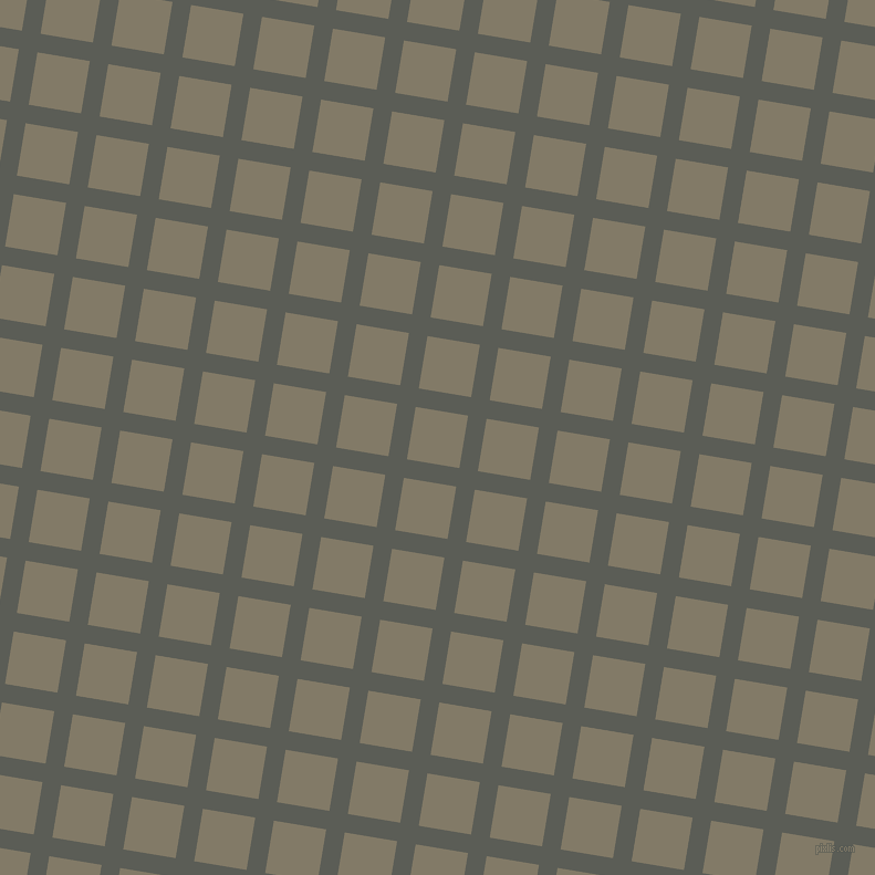 81/171 degree angle diagonal checkered chequered lines, 17 pixel line width, 48 pixel square size, Chicago and Arrowtown plaid checkered seamless tileable