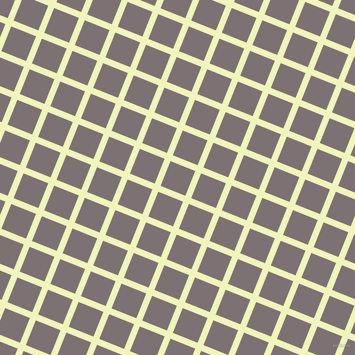 68/158 degree angle diagonal checkered chequered lines, 13 pixel line width, 55 pixel square size, Chiffon and Empress plaid checkered seamless tileable