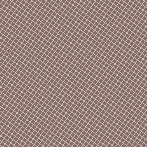 55/145 degree angle diagonal checkered chequered lines, 2 pixel lines width, 11 pixel square size, Chrome White and Ferra plaid checkered seamless tileable