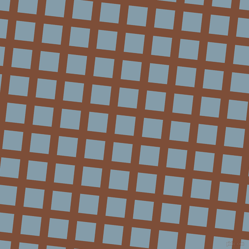 84/174 degree angle diagonal checkered chequered lines, 17 pixel lines width, 39 pixel square sizeCigar and Bali Hai plaid checkered seamless tileable
