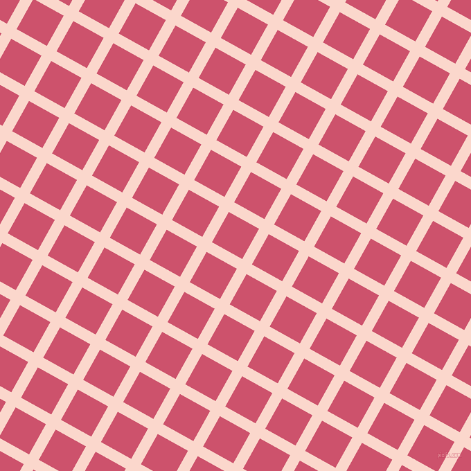 61/151 degree angle diagonal checkered chequered lines, 16 pixel line width, 50 pixel square size, Cinderella and Cabaret plaid checkered seamless tileable