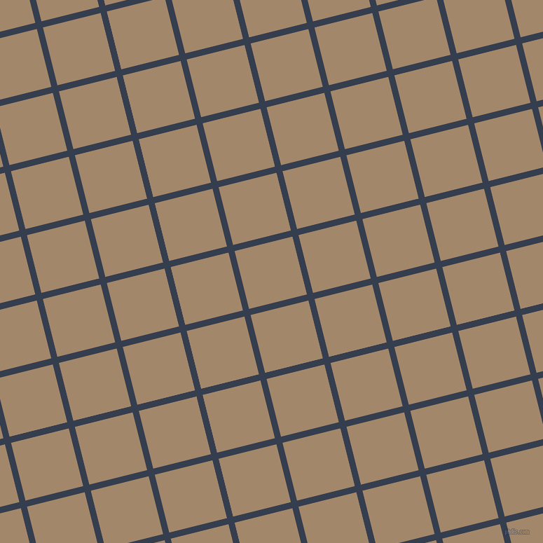 14/104 degree angle diagonal checkered chequered lines, 9 pixel line width, 85 pixel square size, Cloud Burst and Sandal plaid checkered seamless tileable