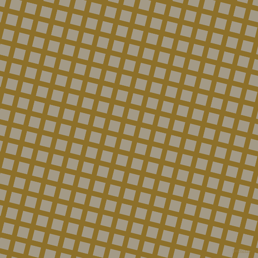 76/166 degree angle diagonal checkered chequered lines, 10 pixel lines width, 21 pixel square size, Corn Harvest and Napa plaid checkered seamless tileable