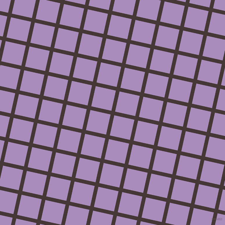 77/167 degree angle diagonal checkered chequered lines, 13 pixel line width, 71 pixel square size, Cowboy and East Side plaid checkered seamless tileable
