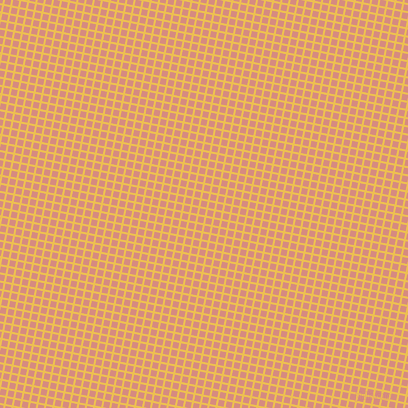 79/169 degree angle diagonal checkered chequered lines, 2 pixel line width, 6 pixel square size, Cream Can and My Pink plaid checkered seamless tileable