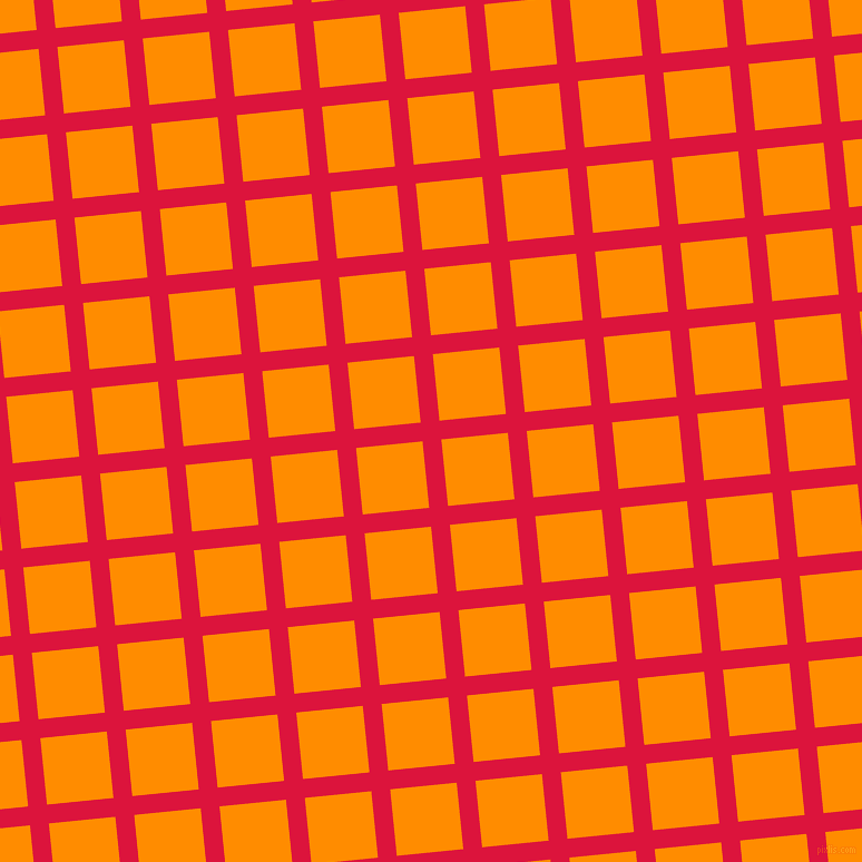 6/96 degree angle diagonal checkered chequered lines, 17 pixel lines width, 60 pixel square sizeCrimson and Dark Orange plaid checkered seamless tileable