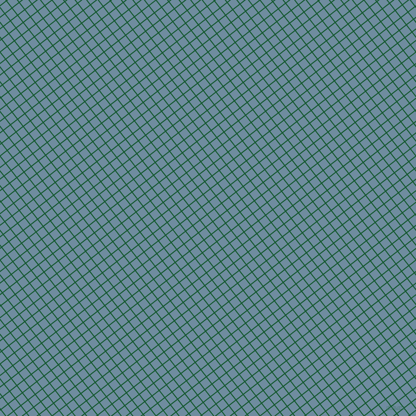 38/128 degree angle diagonal checkered chequered lines, 2 pixel line width, 16 pixel square size, Crusoe and Bermuda Grey plaid checkered seamless tileable