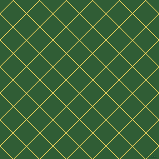 45/135 degree angle diagonal checkered chequered lines, 2 pixel lines width, 58 pixel square size, Dandelion and Parsley plaid checkered seamless tileable