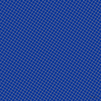 58/148 degree angle diagonal checkered chequered lines, 1 pixel line width, 10 pixel square size, Del Rio and Smalt plaid checkered seamless tileable