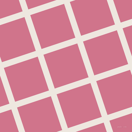 18/108 degree angle diagonal checkered chequered lines, 23 pixel lines width, 136 pixel square size, Desert Storm and Charm plaid checkered seamless tileable