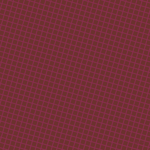 74/164 degree angle diagonal checkered chequered lines, 3 pixel lines width, 14 pixel square size, Disco and Kenyan Copper plaid checkered seamless tileable