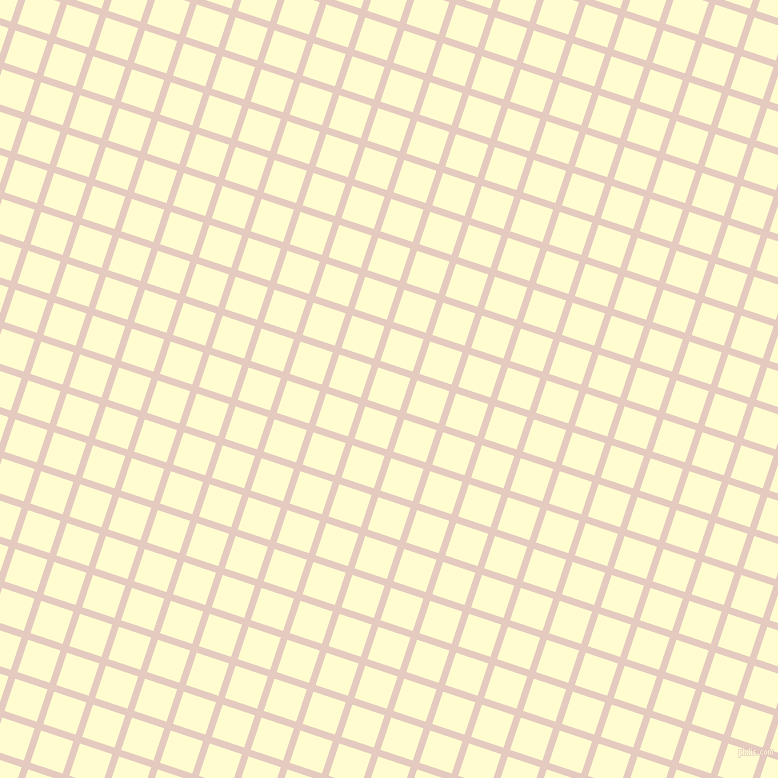 72/162 degree angle diagonal checkered chequered lines, 7 pixel line width, 34 pixel square size, Dust Storm and Cream plaid checkered seamless tileable