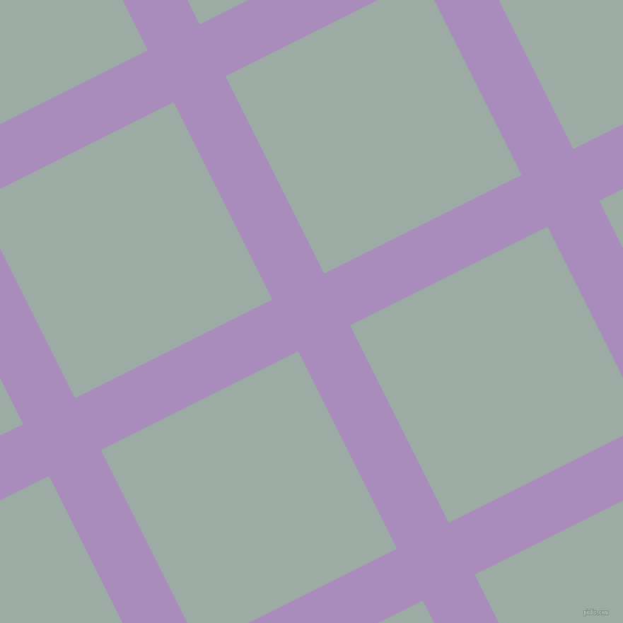 27/117 degree angle diagonal checkered chequered lines, 82 pixel line width, 312 pixel square sizeEast Side and Tower Grey plaid checkered seamless tileable