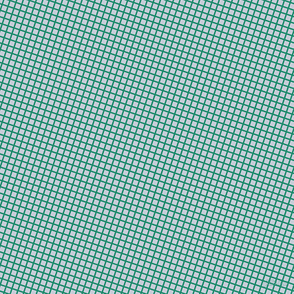72/162 degree angle diagonal checkered chequered lines, 2 pixel lines width, 7 pixel square size, Elf Green and Link Water plaid checkered seamless tileable