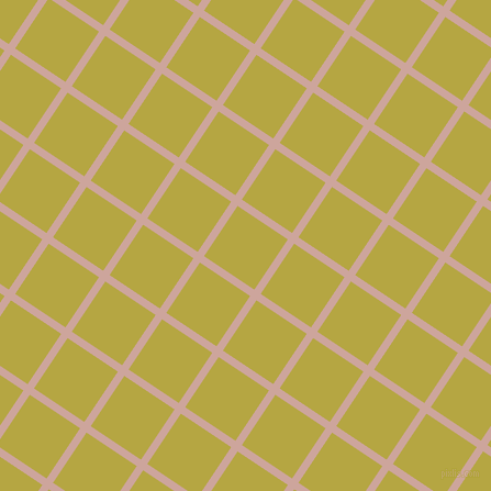 56/146 degree angle diagonal checkered chequered lines, 7 pixel lines width, 55 pixel square size, Eunry and Brass plaid checkered seamless tileable