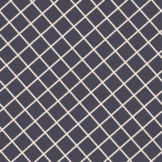 41/131 degree angle diagonal checkered chequered lines, 5 pixel lines width, 44 pixel square size, Fantasy and Gun Powder plaid checkered seamless tileable