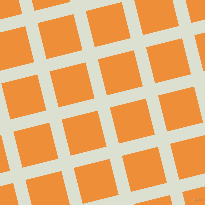 14/104 degree angle diagonal checkered chequered lines, 48 pixel line width, 141 pixel square size, Feta and Sun plaid checkered seamless tileable