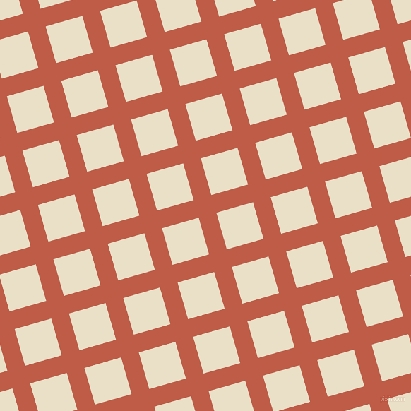 16/106 degree angle diagonal checkered chequered lines, 26 pixel lines width, 54 pixel square size, Flame Pea and Pearl Lusta plaid checkered seamless tileable