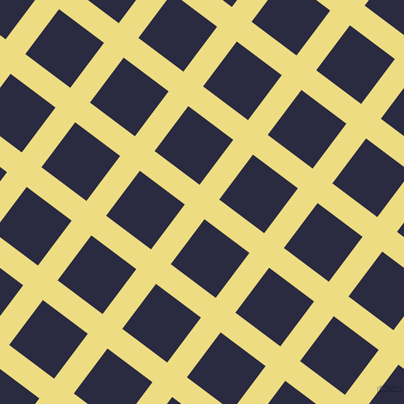 53/143 degree angle diagonal checkered chequered lines, 36 pixel line width, 82 pixel square size, Flax and Valhalla plaid checkered seamless tileable