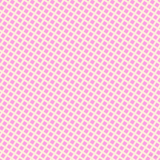 56/146 degree angle diagonal checkered chequered lines, 6 pixel line width, 12 pixel square size, Forget Me Not and Lavender Rose plaid checkered seamless tileable