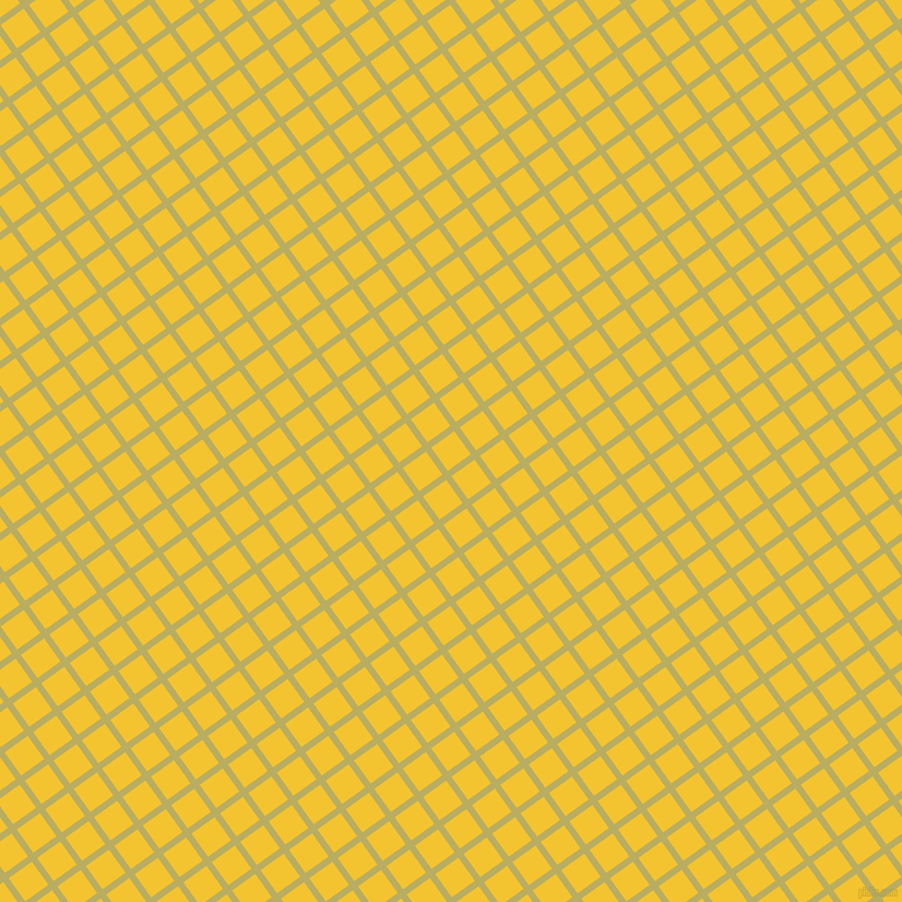 36/126 degree angle diagonal checkered chequered lines, 6 pixel lines width, 26 pixel square size, Gimblet and Saffron plaid checkered seamless tileable