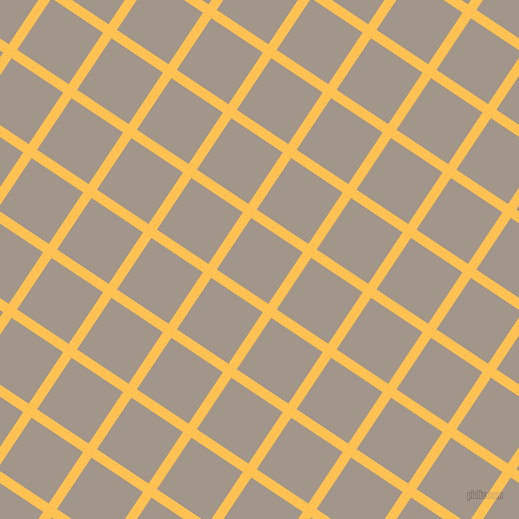 56/146 degree angle diagonal checkered chequered lines, 10 pixel lines width, 62 pixel square size, Golden Tainoi and Zorba plaid checkered seamless tileable