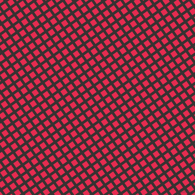 35/125 degree angle diagonal checkered chequered lines, 9 pixel line width, 18 pixel square size, Gondola and Amaranth plaid checkered seamless tileable