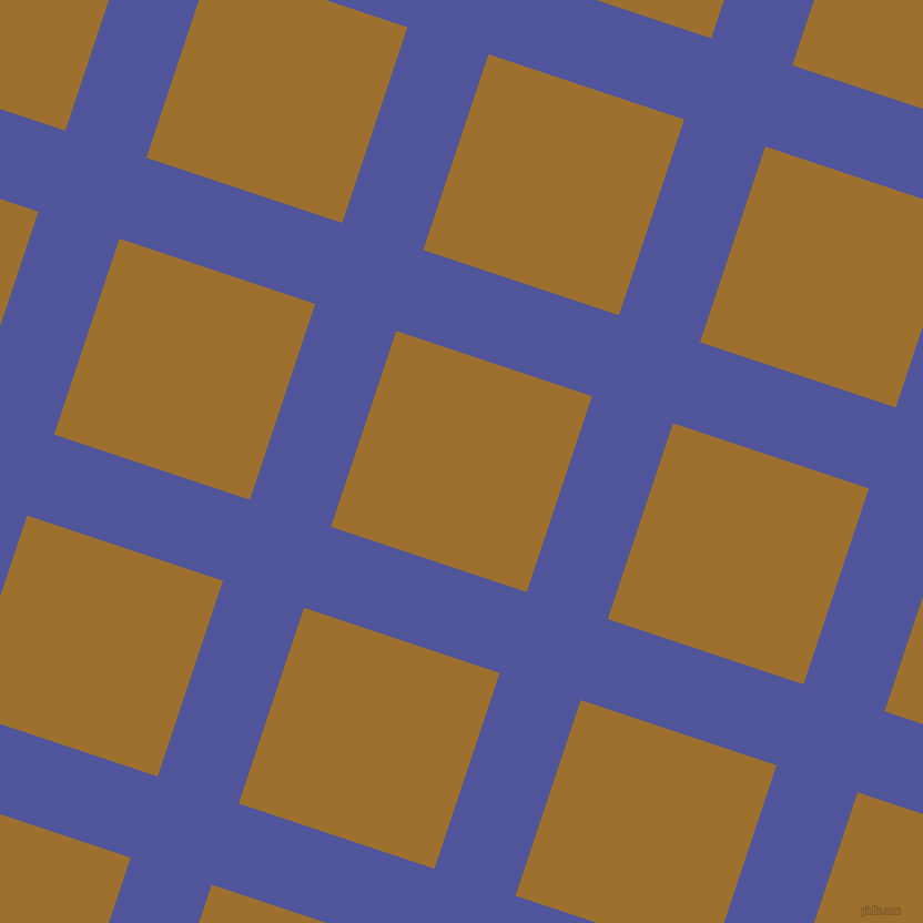 72/162 degree angle diagonal checkered chequered lines, 77 pixel lines width, 186 pixel square size, Governor Bay and Buttered Rum plaid checkered seamless tileable