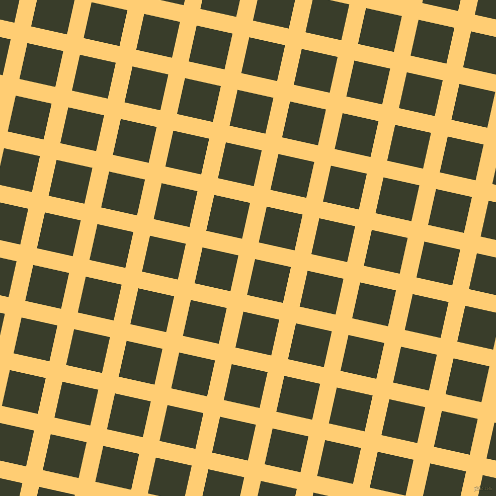 77/167 degree angle diagonal checkered chequered lines, 34 pixel lines width, 73 pixel square size, Grandis and Green Kelp plaid checkered seamless tileable