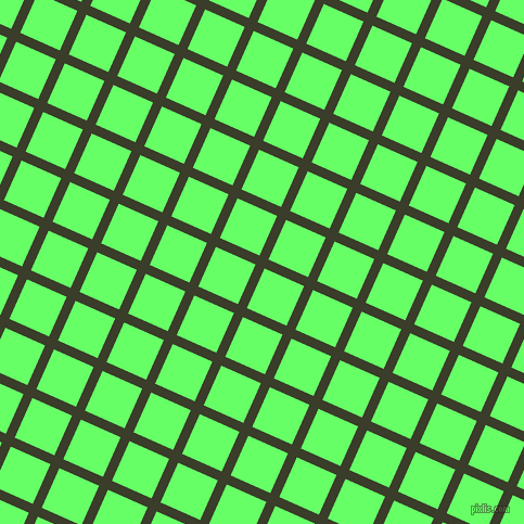 66/156 degree angle diagonal checkered chequered lines, 9 pixel line width, 40 pixel square size, Green Kelp and Screamin