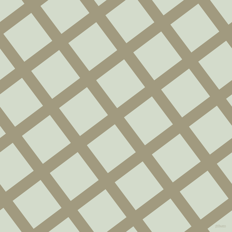 37/127 degree angle diagonal checkered chequered lines, 39 pixel line width, 119 pixel square size, Grey Olive and Ottoman plaid checkered seamless tileable