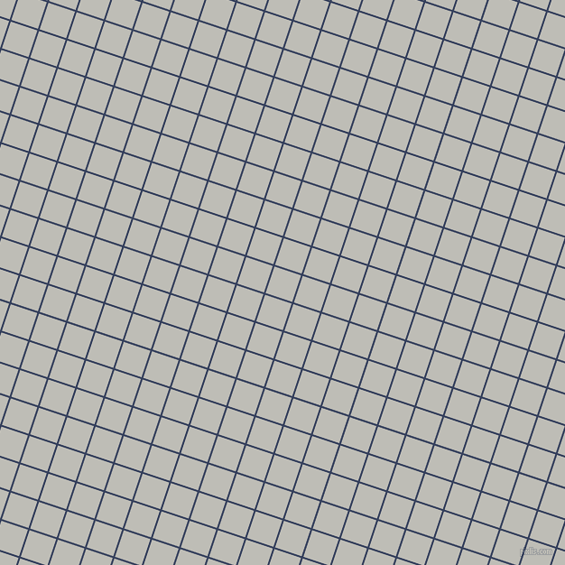 72/162 degree angle diagonal checkered chequered lines, 2 pixel line width, 31 pixel square size, Gulf Blue and Silver Sand plaid checkered seamless tileable