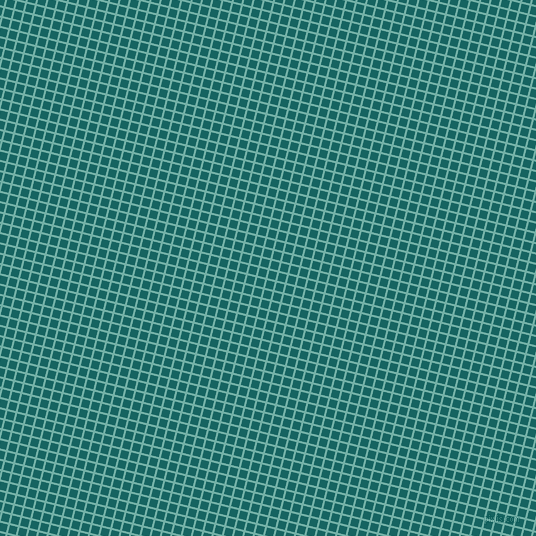 76/166 degree angle diagonal checkered chequered lines, 2 pixel lines width, 8 pixel square size, Gulf Stream and Blue Stone plaid checkered seamless tileable