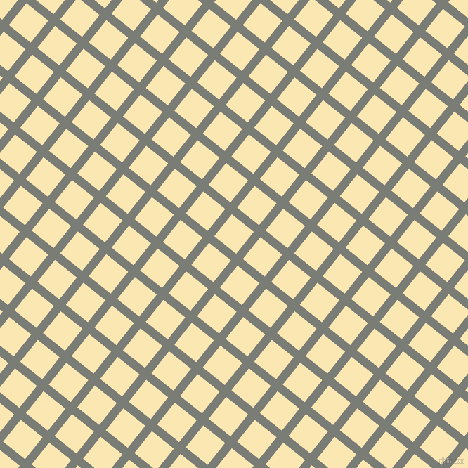 51/141 degree angle diagonal checkered chequered lines, 12 pixel line width, 40 pixel square size, Gunsmoke and Banana Mania plaid checkered seamless tileable