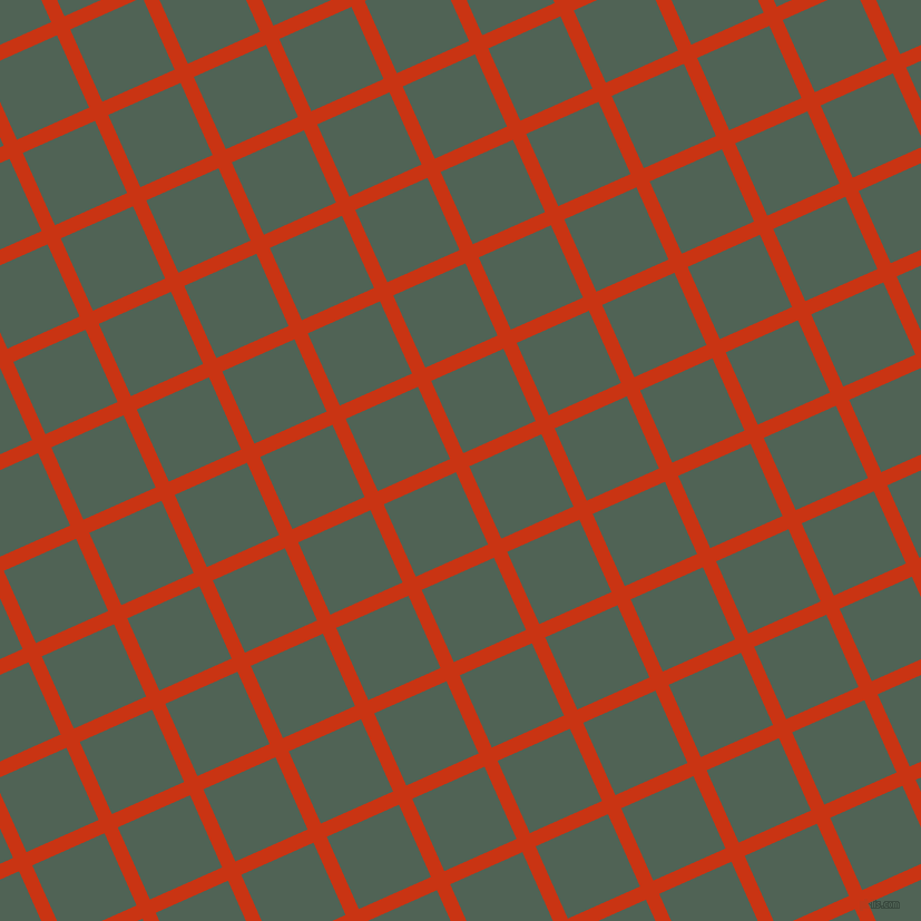 24/114 degree angle diagonal checkered chequered lines, 13 pixel lines width, 71 pixel square size, Harley Davidson Orange and Mineral Green plaid checkered seamless tileable