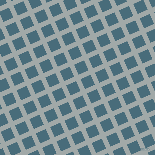 24/114 degree angle diagonal checkered chequered lines, 16 pixel line width, 36 pixel square size, Hit Grey and Bismark plaid checkered seamless tileable