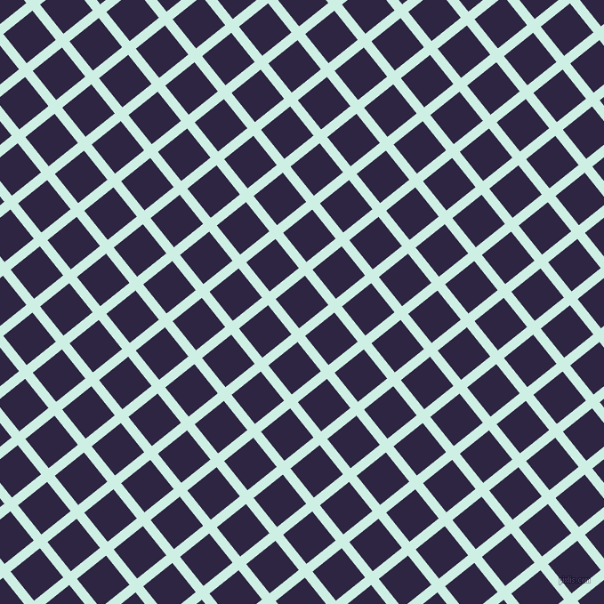 39/129 degree angle diagonal checkered chequered lines, 11 pixel line width, 42 pixel square size, Humming Bird and Tolopea plaid checkered seamless tileable