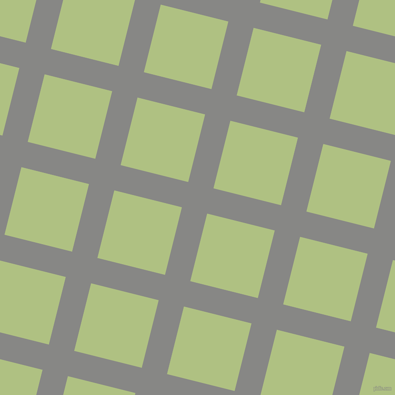 76/166 degree angle diagonal checkered chequered lines, 52 pixel line width, 139 pixel square size, Jumbo and Caper plaid checkered seamless tileable