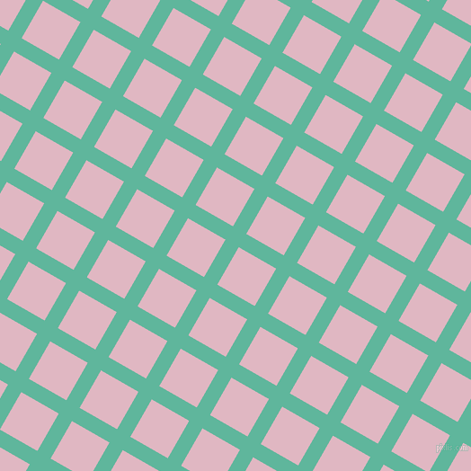 60/150 degree angle diagonal checkered chequered lines, 17 pixel lines width, 48 pixel square size, Keppel and Melanie plaid checkered seamless tileable