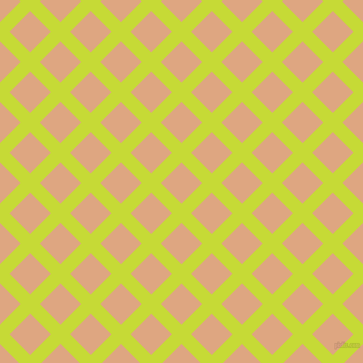 45/135 degree angle diagonal checkered chequered lines, 19 pixel lines width, 41 pixel square size, Las Palmas and Tumbleweed plaid checkered seamless tileable