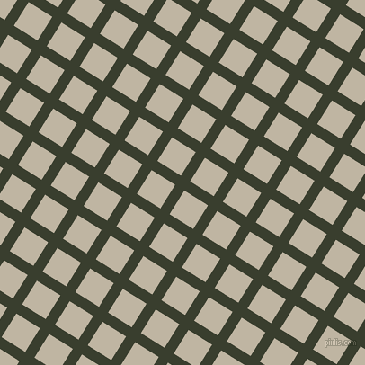 58/148 degree angle diagonal checkered chequered lines, 12 pixel lines width, 31 pixel square size, Log Cabin and Tea plaid checkered seamless tileable