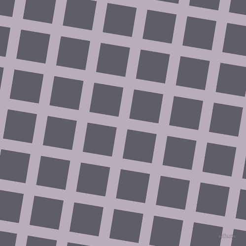 81/171 degree angle diagonal checkered chequered lines, 22 pixel lines width, 60 pixel square size, Lola and Smoky plaid checkered seamless tileable