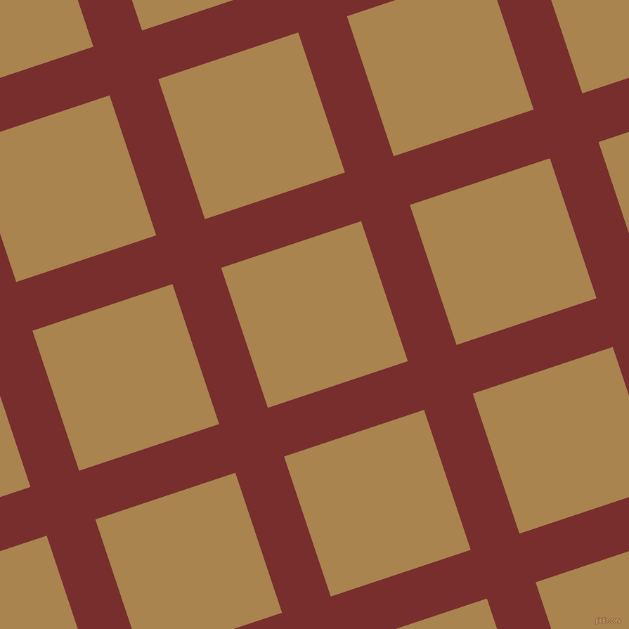 18/108 degree angle diagonal checkered chequered lines, 73 pixel line width, 210 pixel square size, Lusty and Muddy Waters plaid checkered seamless tileable